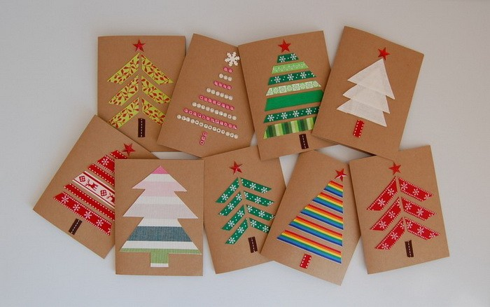 Самые простые идеи для новогодних подарков и украшений_15