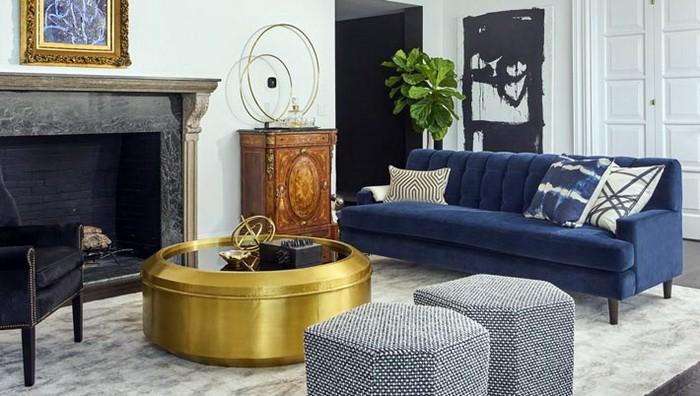 Дизайн интерьера квартиры в сером цвете_02