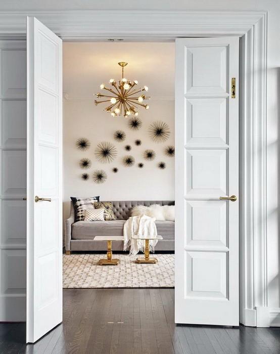 Дизайн интерьера квартиры в сером цвете_07
