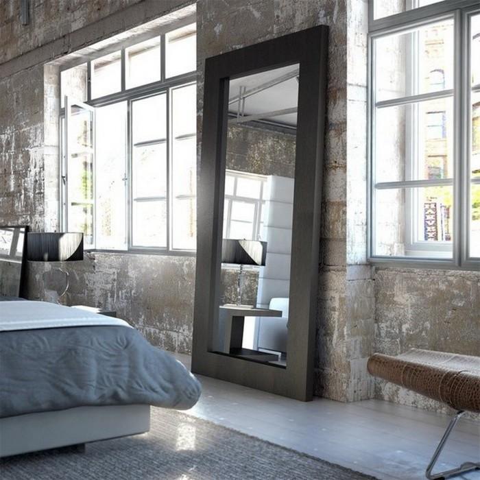 Несколько классных идей для напольного зеркала в 2019 году