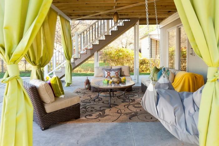 Как оформить интерьер террасы: дизайн, советы