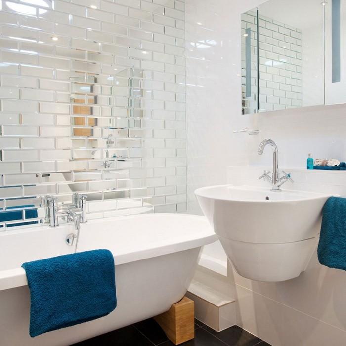 Маленькая ванная комната: секреты и хитрости для её интерьера