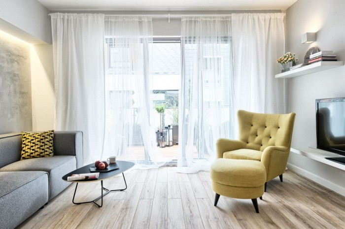 Маленькие гостиные — дизайн и интерьерные хитрости