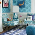 Узоры икат в интерьере: текстиль, мебель, декор
