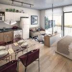 Почему не стоит делать из «однушки» квартиру-студию