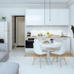 Как оформить интерьер квартиры-студии